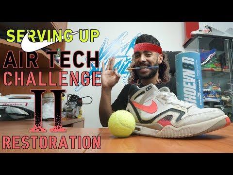 Easy Nike Air Tech Challenge 2