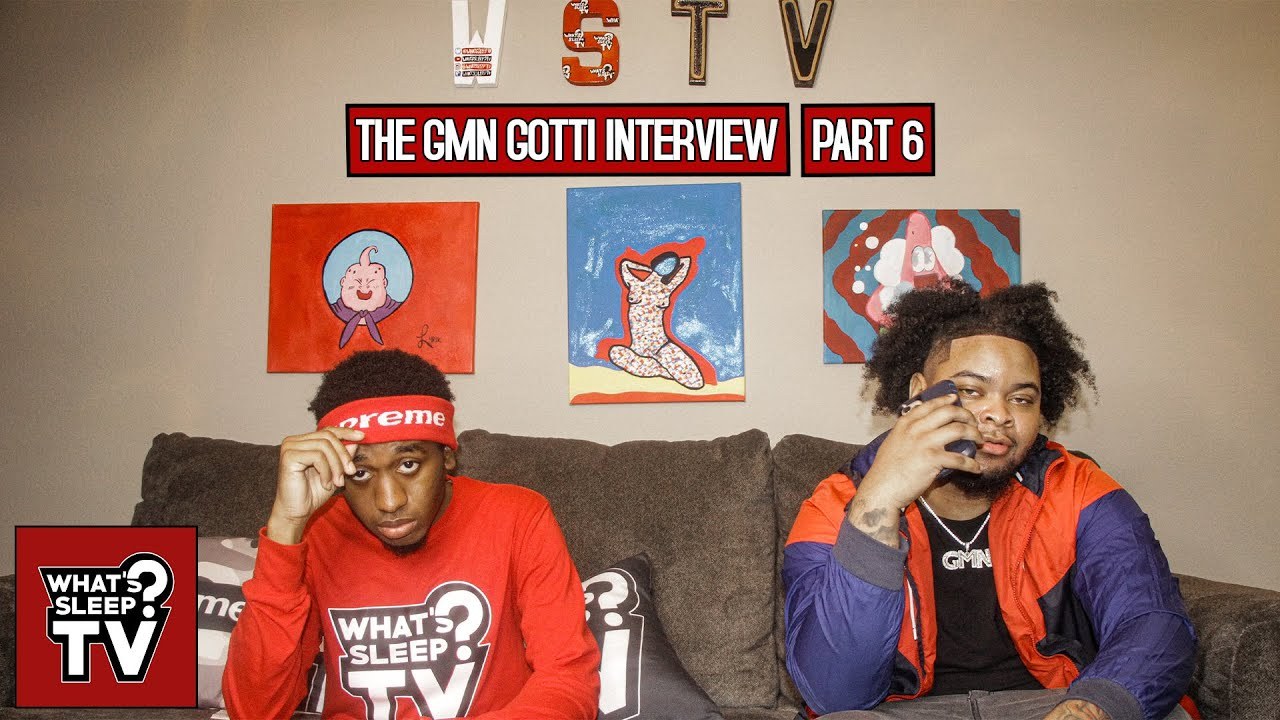 "GMN Gotti ""Social Media Plays A Huge Part, But You Can Blow Up Without Social Media"""