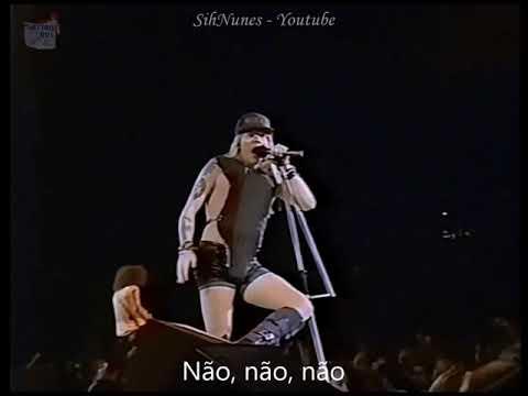 Mr. Brownstone, Guns N' Roses Live Wisconsin, USA 1991 - Legendado PT/BR
