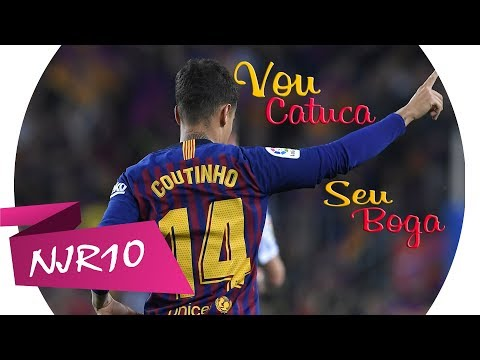 Philippe Coutinho - Vou Catucar Seu Boga MC Digu e MC Keron