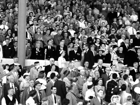 1954 British Empire and Commonwealth Games in Vancouver