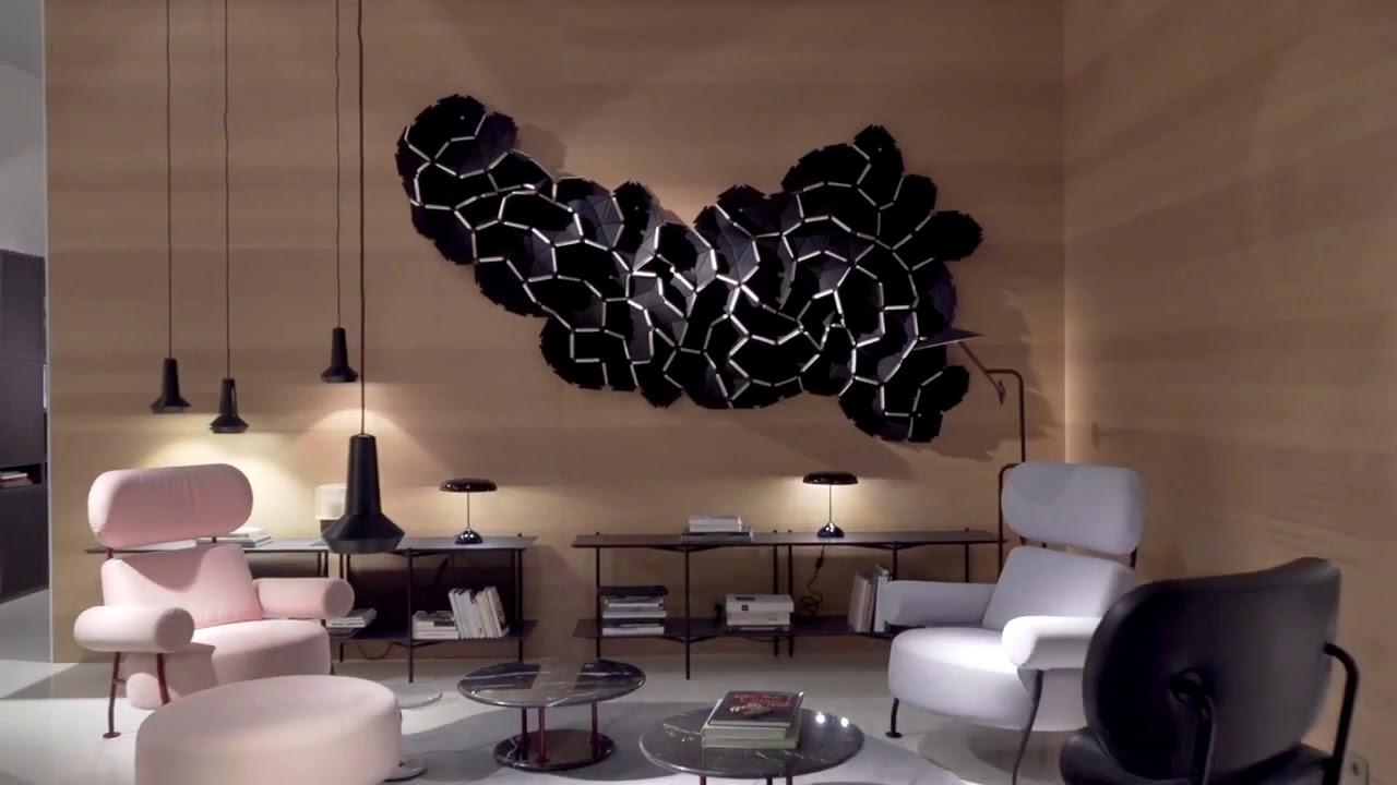 ligne roset m o paris 2019 youtube. Black Bedroom Furniture Sets. Home Design Ideas