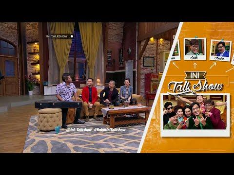 Nama Makanan Dijadiin Lagu? Jawabannya Ada di Mang Saswi - Ini Talk Show 10 Mei 2016
