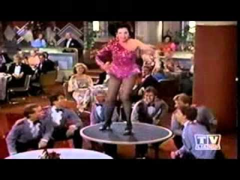 Ann Miller, 1982 Love Boat Episode, Singing and Dancing