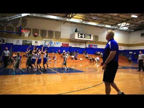 ST JOHN OCALA MIDDLE SCHOOL BASKETBALL | CHRIS SPEARS COACH
