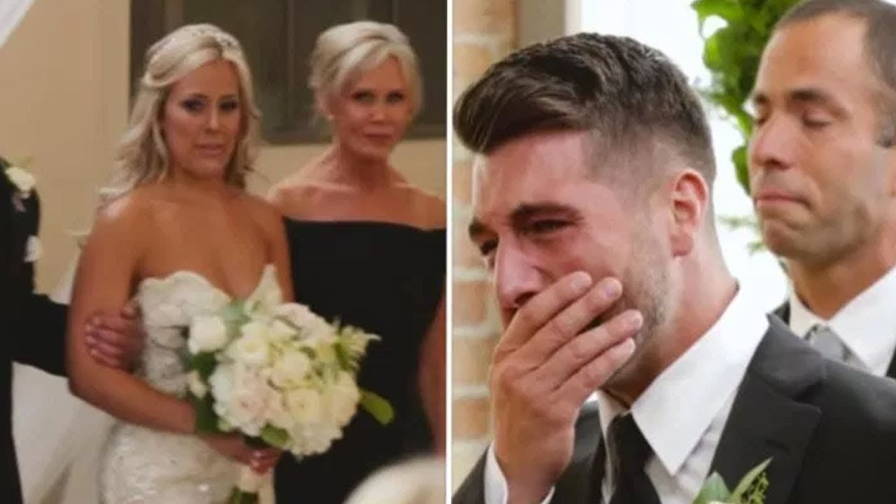 Download This Bride Read Her Cheating Fiancé's Texts at the Altar Instead of Her Vows