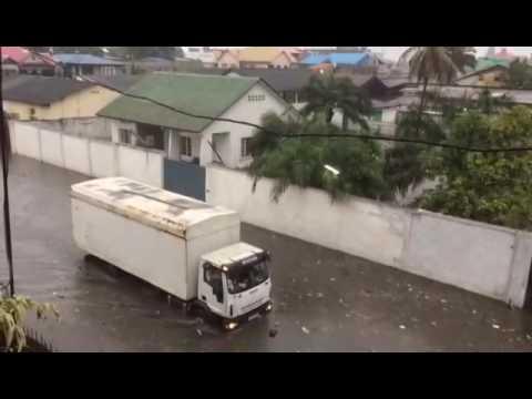 Kongo News: inondation A Kinshasa