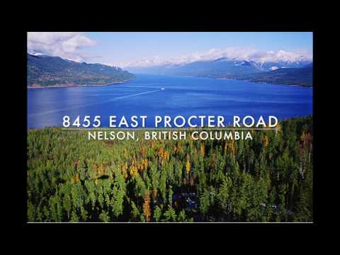 Kootenay Lake Village - 8455 East Procter Road - www.LukeMori.com