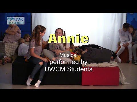 Annie. Wednesday 22 June 2016 performance