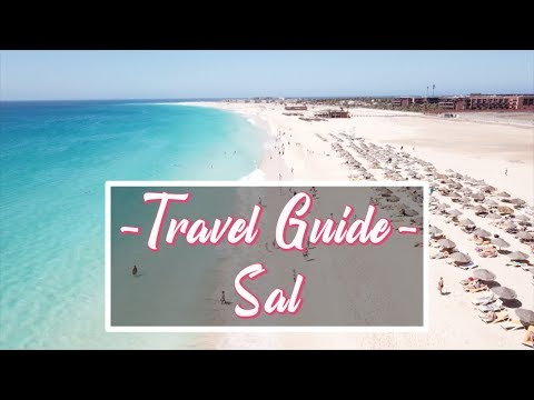 SAL CAPE VERDE | OUR TRAVEL GUIDE | Swimming with sharks and more things do in Sal