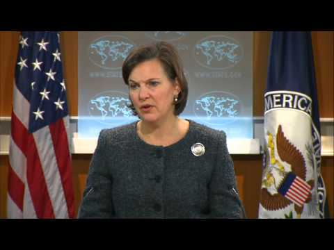 Daily Press Briefing: February 22, 2013