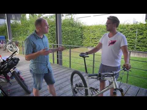 Eurobike 2016 - Preview: Vincent Stoyhe, Nicolai