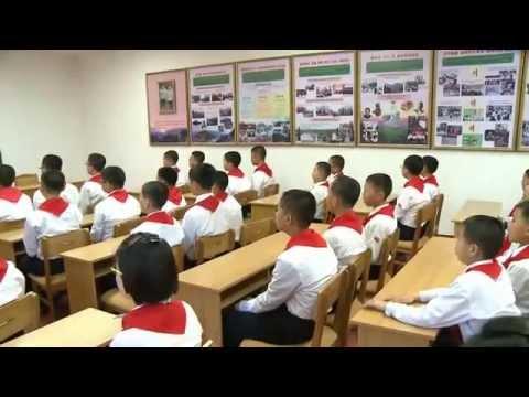 North Korea Life: HappySongdowon Children's Camp
