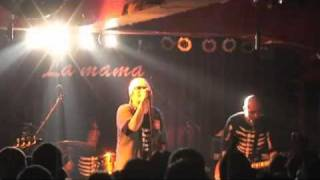 2007.12.31 LIVE AT SHIBUYA LAMAMA THE SLUT BANKS are... TUSK:ボーカ...