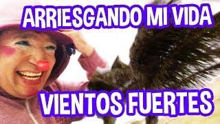 ARRIESGANDO MI VIDA / VIENTOS FUERTES EN VERACRUZ
