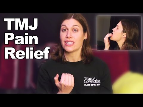TMJ Exercises & Stretches to Relieve Jaw Pain - Ask Doctor Jo