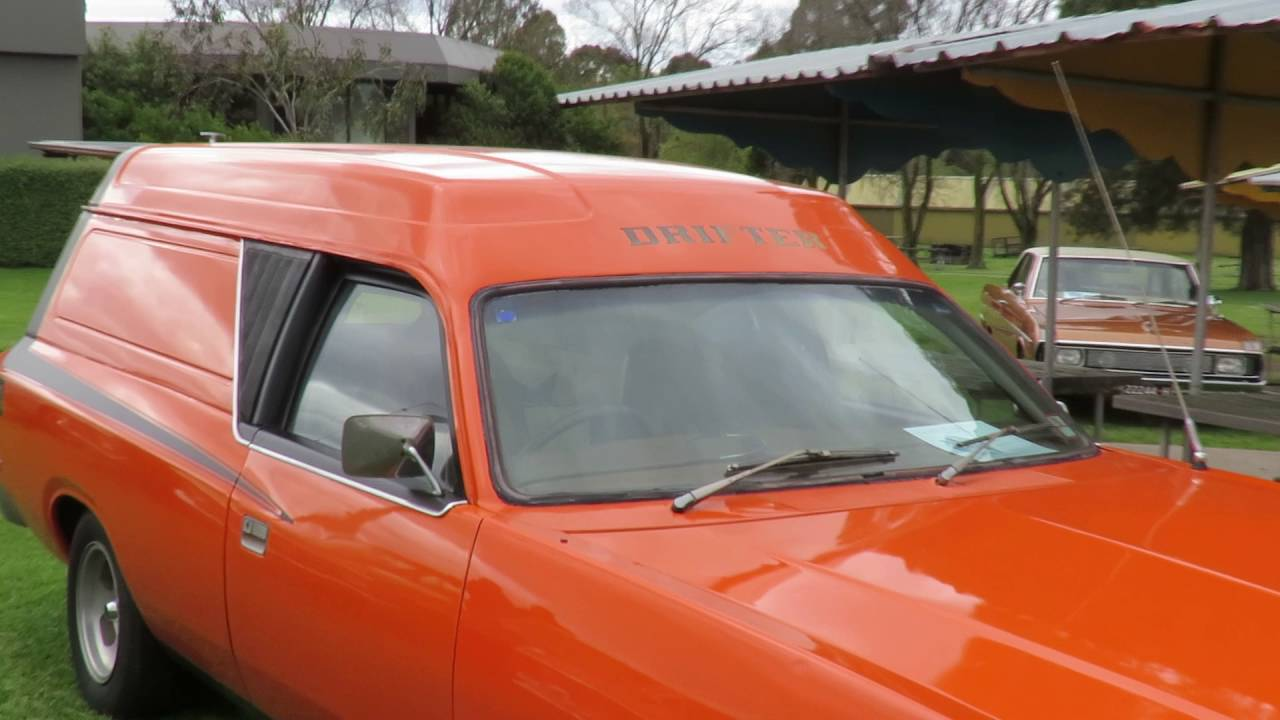 401d67574eb3ef DRIFTER Panel VAN Valiant. aussie muscle CAR