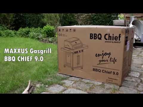 Test Gasgrill Lancaster 400 : Gasgrill maxxus bbq chief baugleich bzw sehr ähnlich zu