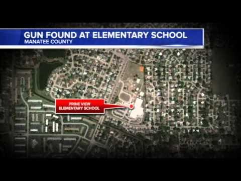 SNN: Gun Found at Suncoast Elementary School