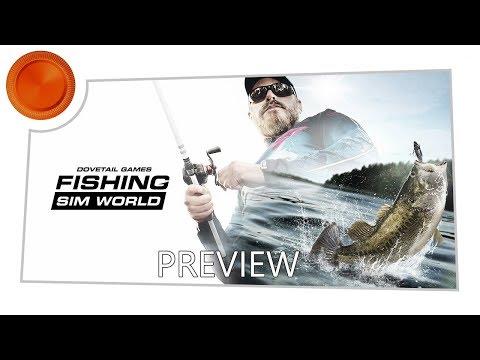 Fishing Sim World – Preview – Xbox One