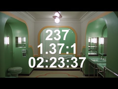 The CINEMATIC logic of Stanley Kubrick\'s ROOM 237 (Time Frame) - YouTube
