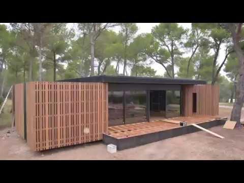 Pop-Up House la maison de 10 mètres carrés, à prix raisonné
