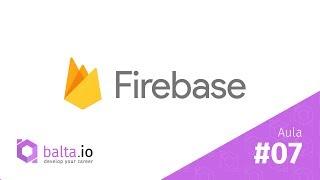 Een inleiding tot de Firebase - Les 7 - het LEVEN, en CRUD