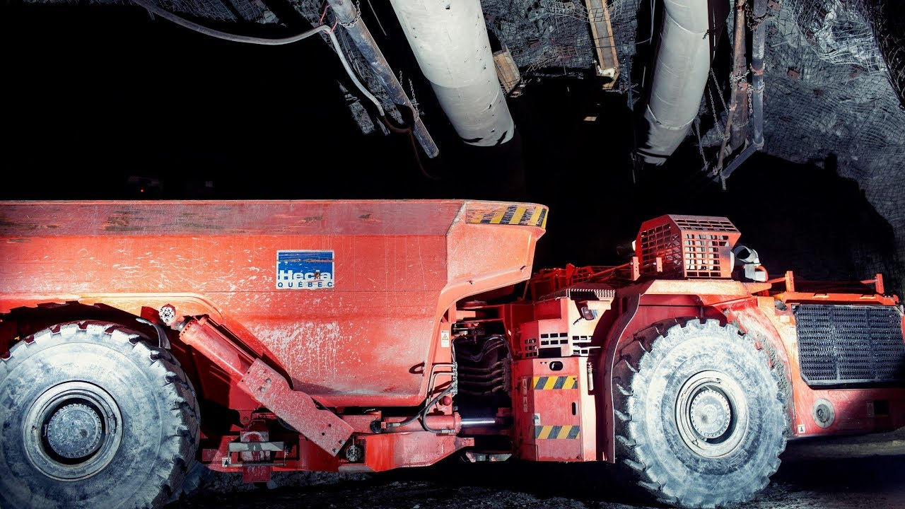 For The Long Haul | Sandvik Mining and Rock Technology