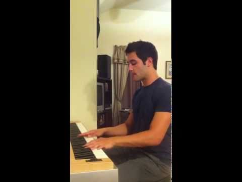 Wes Lagarde Cover of Christina Perry's