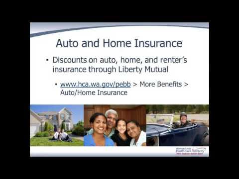 PEBB Auto and Home Insurance