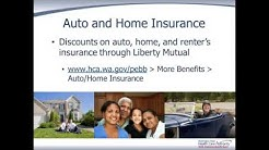 PEBB Auto and Home Insurance