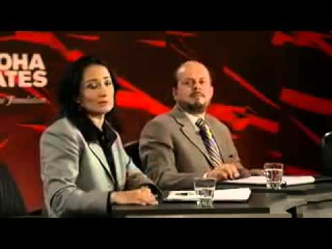 The Doha Debates - Muslim Women`s Freedom To Marry - Yasir Qadhi  Asra Noman