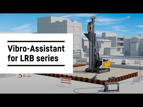 Liebherr - Vibro-Assistant