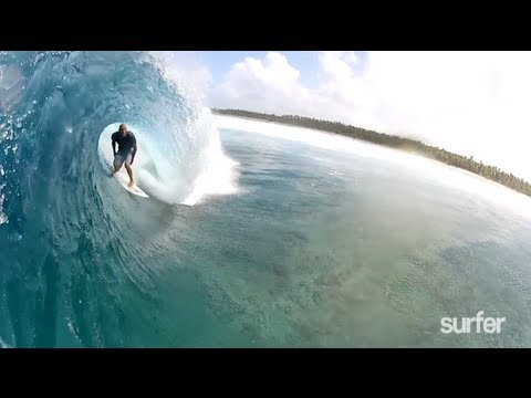 SURFER - Kelly Slater's Secret Atoll
