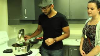 International Flavours On A Student Budget: Episode 6: Kabsa From Saudi Arabia
