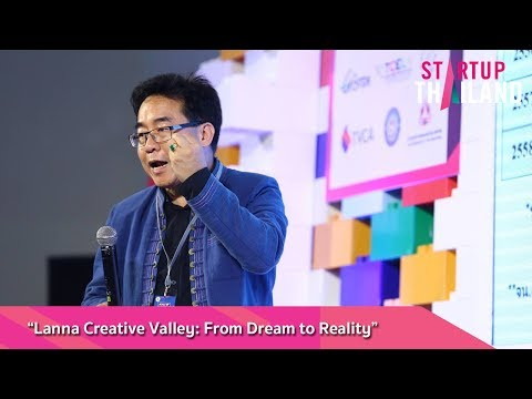 Lanna Creative Valley: From Dream to Reality