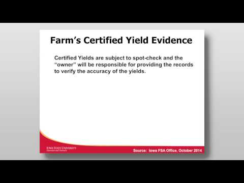 Part 3: Updating Farm's Yields