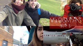 Último día, llega la despedida | Vlogmas 8 Thumbnail