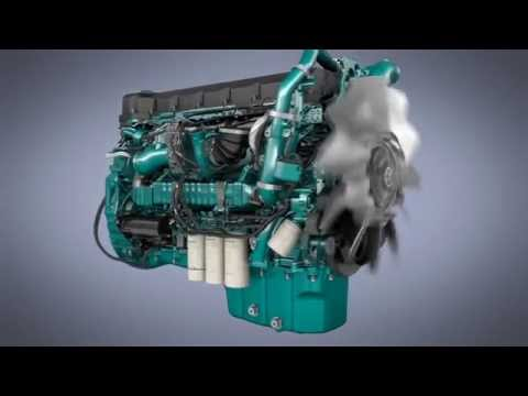 volvo trucks fuel system