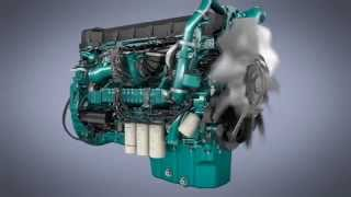 volvo trucks fuel system