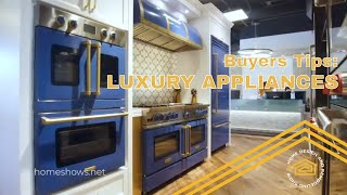 Luxury Premium Appliance Brands, Technology + Design   Home Lifestyle