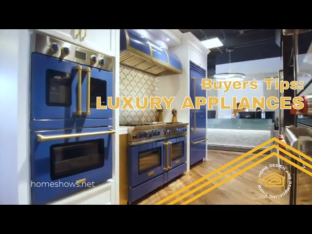 Luxury Premium Appliance Brands, Technology + Design | Home Lifestyle