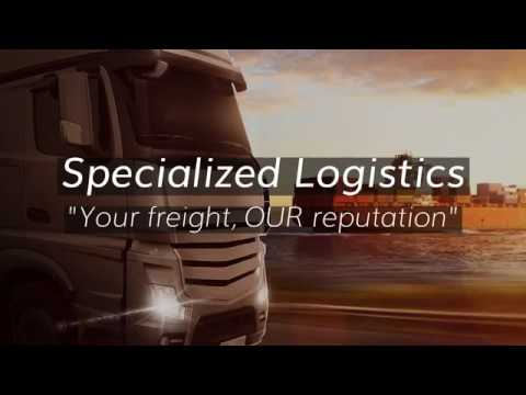 Best Website And Marketing For Logistics Transport Heavy Haul 3pl Companies