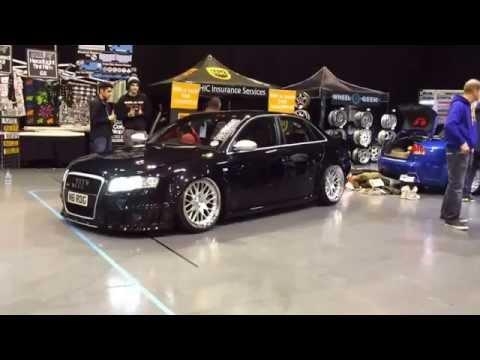 Audi A4 B7 Custom Suspension Hd Youtube