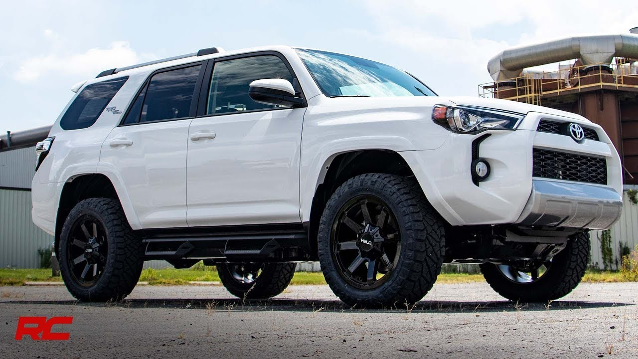 2010 2018 Toyota 4runner 3 Inch Suspension Lift Kit By Rough Country
