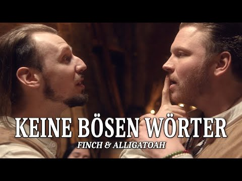 FiNCH x ALLiGATOAH - KEiNE BÖSEN WÖRTER (prod. Dasmo & Mania Music, Alligatoah)