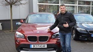 Авто из Германии, покупаем BMW X1
