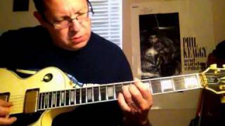 Just a Moment Away - Guitar solo (SLOW), Phil Keaggy