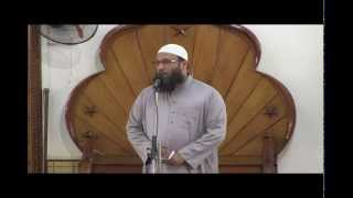 face a la mort ki preparation? khutbah par h peerbye 4 09 2015