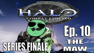 Halo CE Ep 10 THE MAW (SERIES FINALE)
